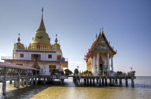 Cheap Flights To Bangkok Thailand Return Flights From